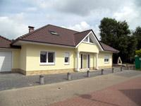 Bungalow Massivhaus